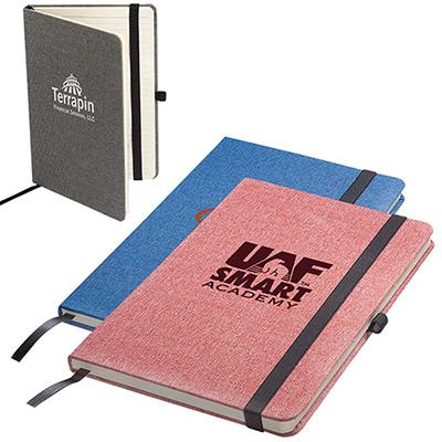 30896 - Strand Snow Canvas Bound Journal