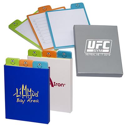 30909 - Emoti™ Three Message Sticky Pad Set