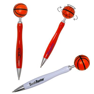 30932 - Basketball Spinner Ball Pen