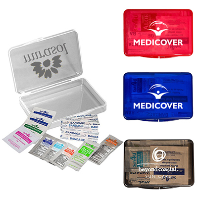 30951 - First Aid Kit in Plastic Box