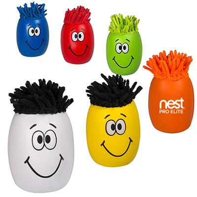 30952 - Goofy Group™ MopToppers® Stress Reliever