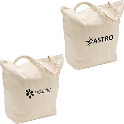 30975 - 12 oz. Natural Cotton Tote Bag