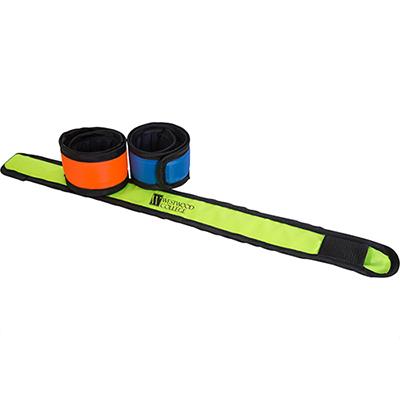 31034 - 1 LED Slap Safety Band