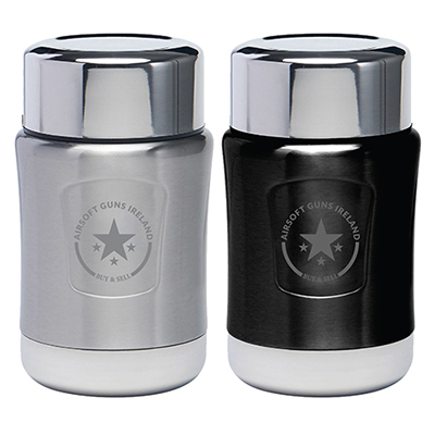 31119 - 17 oz. Camper Stainless Steel Vacuum Container