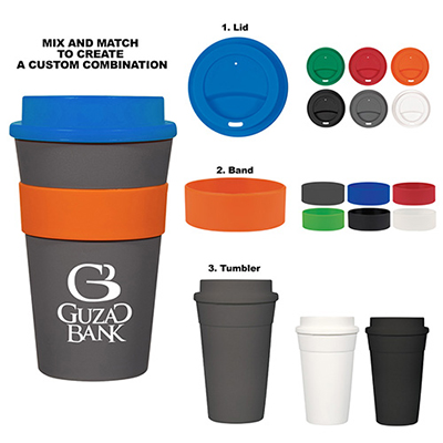 31252 - 16 oz. Travel Tumbler