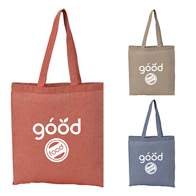 31371 - Recycled 5 oz. Cotton Twill Tote