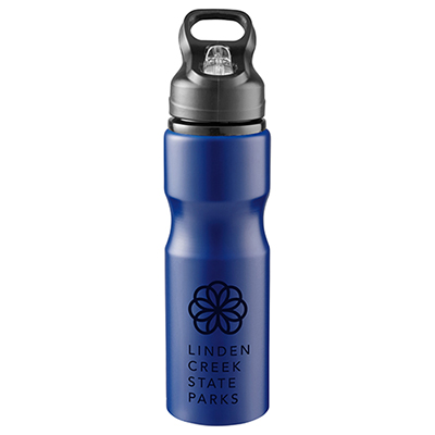 31399 - 28 oz Loki Aluminum Sports Bottle