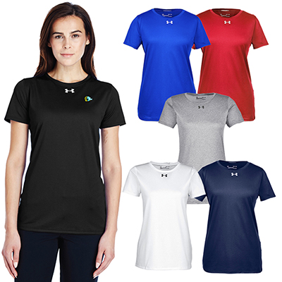 31497 - Under Armour Ladies' Locker T-Shirt 2.0