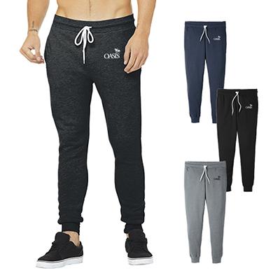31523 - Bella+Canvas Unisex Jogger Sweatpants