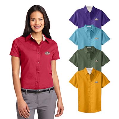 31538 - Port Authority® Ladies Short Sleeve Easy Care Shirt