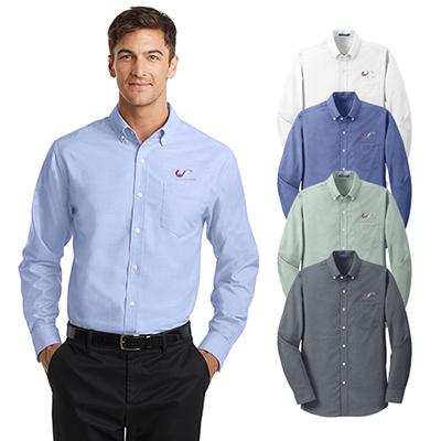 31549 - Port Authority®SuperPro Oxford Shirt