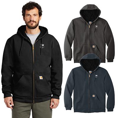 31576 - Carhartt Rain Defender Rutland Thermal-Lined Sweatshirt