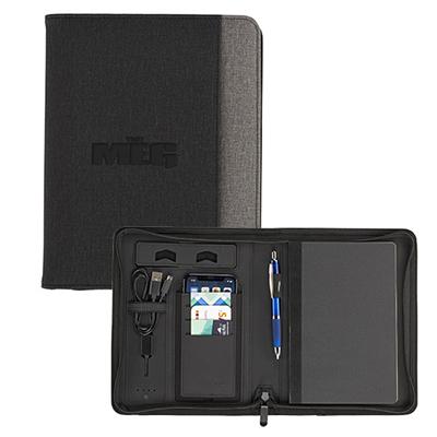 31587 - Stockton Wireless Charging Refillable Journal