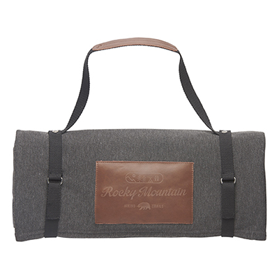 31607 - Alternative Roll Up Blanket with Carrying Straps