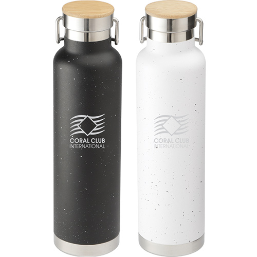 31626 - 22 oz. Speckled Thor Copper Vacuum Insulated Bottle