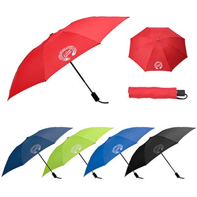 """31649 - 46"""" Auto Open and Close Folding Inversion Umbrella"""