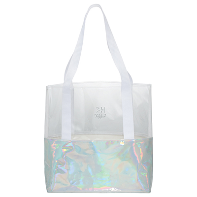 31659 - Holographic Boat Tote