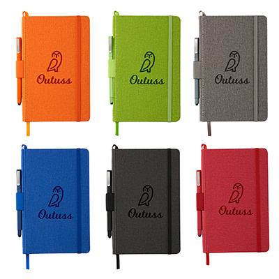 31717 - Heathered Hard Bound JournalBook™ Set