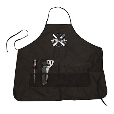 31760 - Grill-N-Style Apron BBQ Set