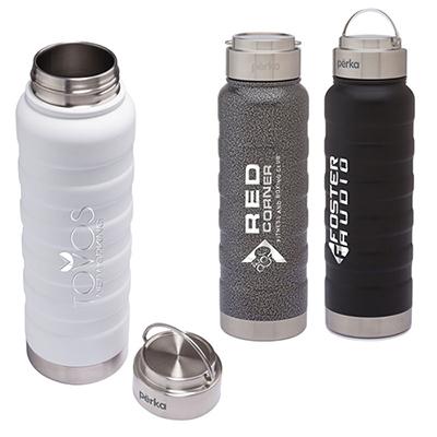 31799 - 24 oz. Perka® Roak 304 Stainless Steel Bottle