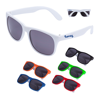 31811 - Flare Two-Tone Sunglasses