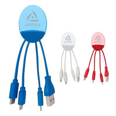 31818 - Xoopar® Ilo Charging Cable Set