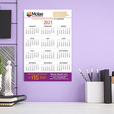 "31861 - PaperSplash 11"" X 17""  Wall Calendar"