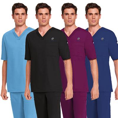 31900 - Barco Grey's Anatomy™ Classic Men's V-Neck Top
