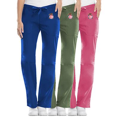31902 - Cherokee Workwear Originals Women's Low Rise Drawstring Pants
