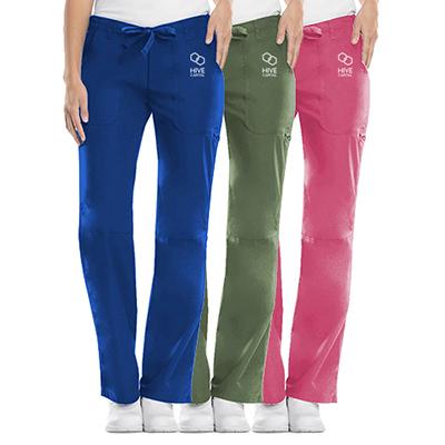 31920 - Cherokee Workwear Originals Women's Low Rise Drawstring Pants