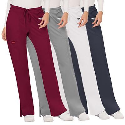 31925 - Cherokee Workwear Revolution Women's Drawstring Cargo Pants