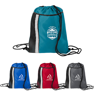 31944 - Dual Pocket Reflective Accent Sport Pack
