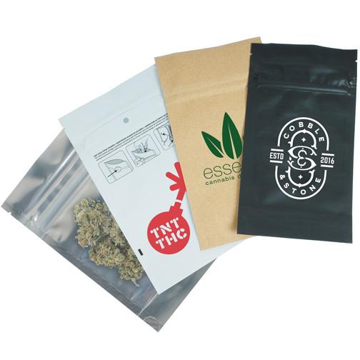 31967 - 1/4 oz. CR Smell Proof Bag