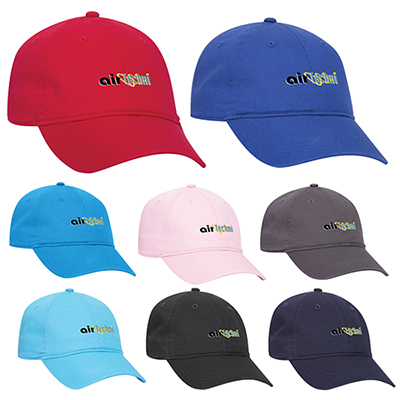32007 - Garment Washed Low Profile Youth Baseball Cap