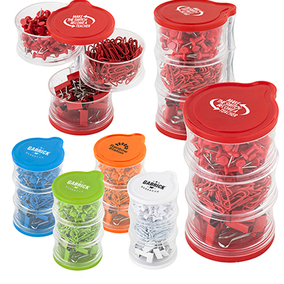 32128 - Tower of Clips and Push Pins