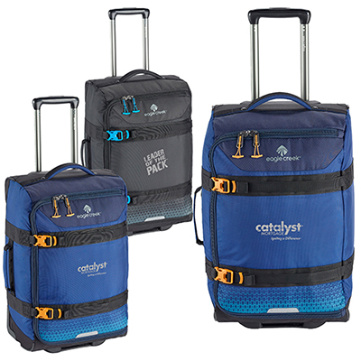 32132 - Eagle Creek® Expanse Wheeled Duffel Carry-On
