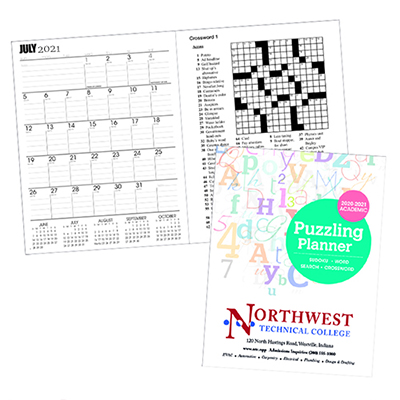 32256 - Puzzling Planner - Academic