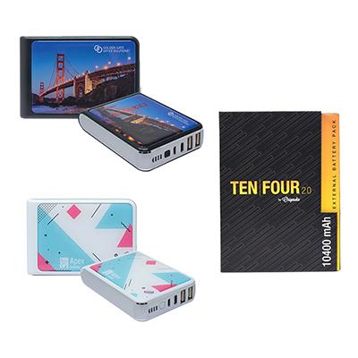 32281 - TenFour 2.0 10,400mAh Power Bank