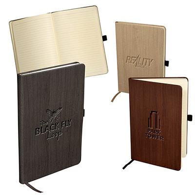32328 - Woodgrain Journal