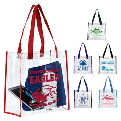 32351 - Matterhorn Clear Stadium Vinyl Bag