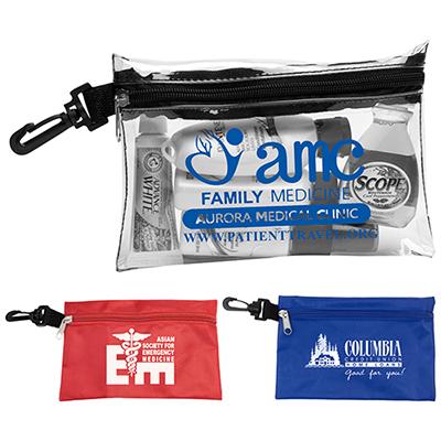 32355 - Large Zipper Storage Pouch Bag