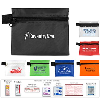 32356 - 11 Piece First Aid Sun Kit