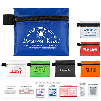 32357 - Tag-a-long XL 9 Piece First Aid Kit