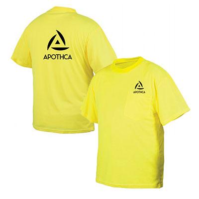 32399 - Hi Vis Lime T Shirt