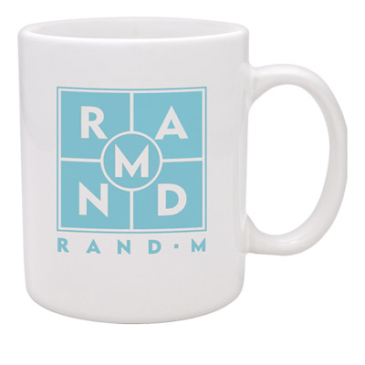 22786W - 11 oz Hampton Mug - White