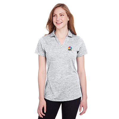 32481 - Puma Golf Ladies' Icon Heather Polo