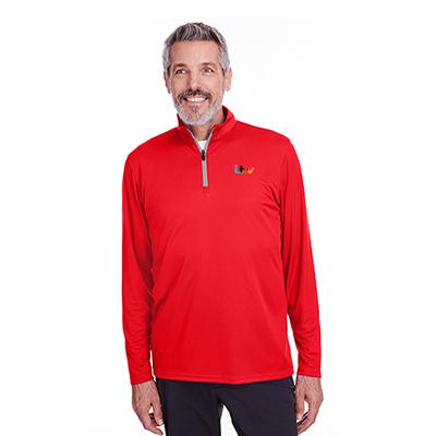 32485 - Puma Golf Men's Icon Quarter-Zip