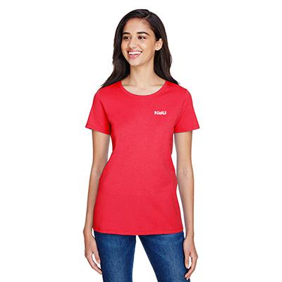 32502 - Champion Ladies' Ringspun Cotton T-Shirt