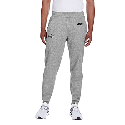 32536 - Puma Sport Essential Adult Logo Sweatpants