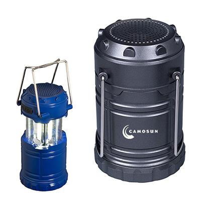 32562 - Mini Duo COB Lantern Wireless Speaker